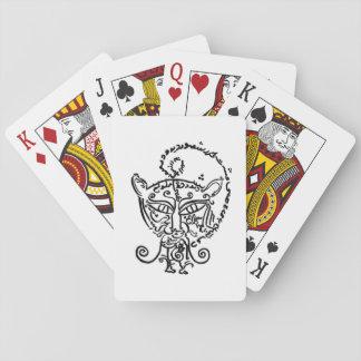 獣カード トランプ