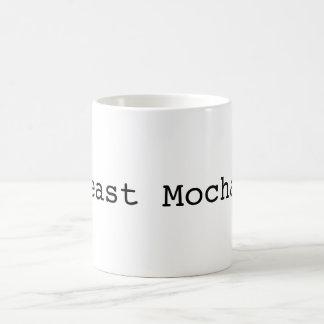 獣モカマグ! コーヒーマグカップ