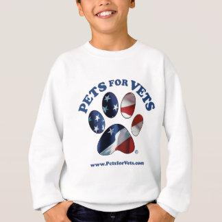 獣医のためのペット スウェットシャツ