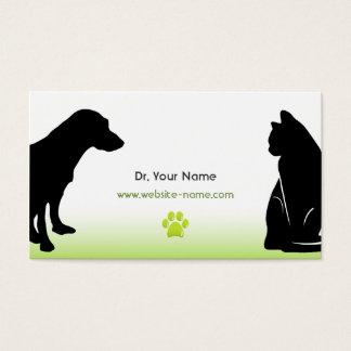 獣医の名刺 名刺