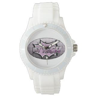 獣医の技術のレトロの腕時計 腕時計