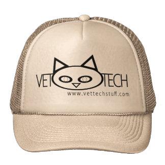 獣医の技術の帽子! ハット