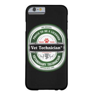 獣医の技術の電話箱があること誇りを持った BARELY THERE iPhone 6 ケース