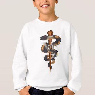 獣医の技術 スウェットシャツ