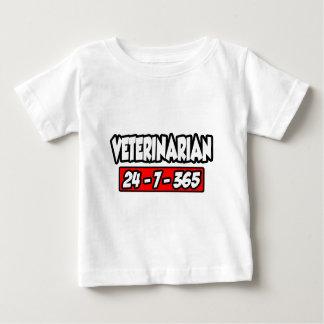獣医24-7-365 ベビーTシャツ