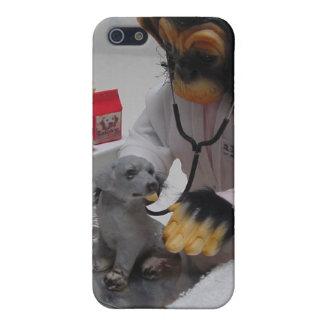 獣医 iPhone 5 COVER