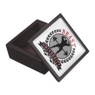 獣大学ボディービルをやる磁気ギフト用の箱 ギフトボックス