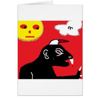 獣 カード