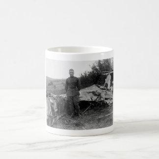 率直なルーク- WWIの戦闘機のエース コーヒーマグカップ