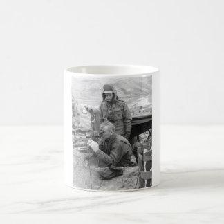 率直なLoweのUSA_Warのイメージ将補 コーヒーマグカップ