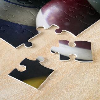 玉突の玉はユニークなギフトのアイディアのビリヤードのギフトを困惑させます ジグソーパズル