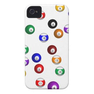 玉突の玉 Case-Mate iPhone 4 ケース
