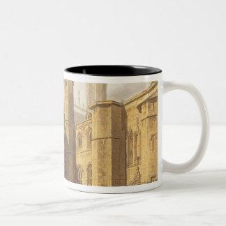 王ののCollege、「Histからのケンブリッジ裁判所、 ツートーンマグカップ