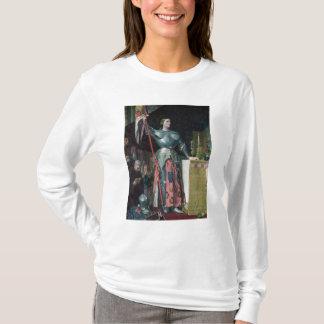 王のチャールズ即位のジャンヌダルク Tシャツ
