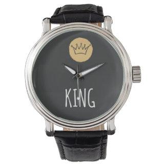 王のメンズウォッチ 腕時計
