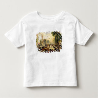 王のルイPhilippe暗殺未遂 トドラーTシャツ