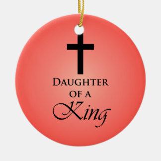 王の娘 セラミックオーナメント