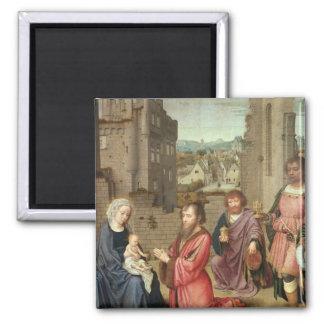 王の崇敬、1515年 マグネット