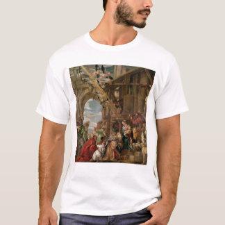 王の崇敬、1573年 Tシャツ