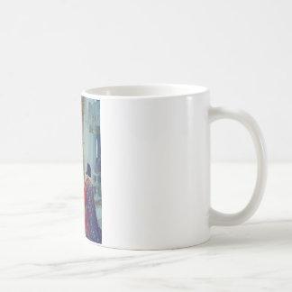 王の若い女性宮殿 コーヒーマグカップ
