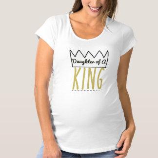 王のChristian Shirt妊婦のな娘 マタニティTシャツ