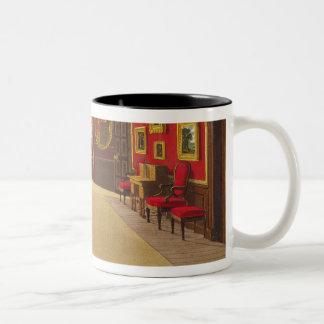 王のClosetの「王室のなResからのWindsorの城、 ツートーンマグカップ