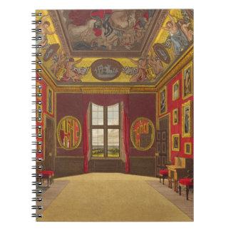 王のClosetの「王室のなResからのWindsorの城、 ノートブック