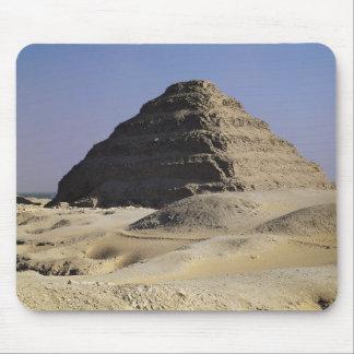 王のDjoser Old Kingdomステップピラミッド マウスパッド