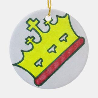 王のOrnament王 セラミックオーナメント