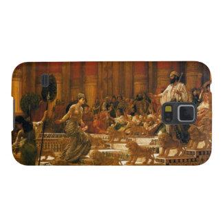 王へのSolomon Shebaの女王の訪問 Galaxy S5 ケース