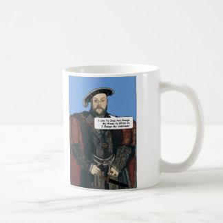 王ヘンリー八世の喜劇のマグ コーヒーマグカップ