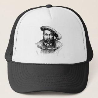 王ヘンリー八世 キャップ