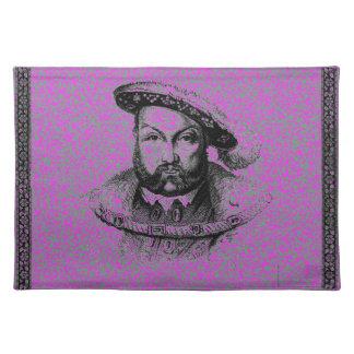 王ヘンリー八世 ランチョンマット