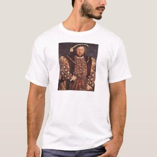 王ヘンリー八世 Tシャツ