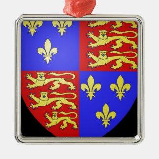 王ヘンリーTUDORの紋章付き外衣VIII. メタルオーナメント