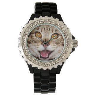 王位のスマイルの腕時計 腕時計