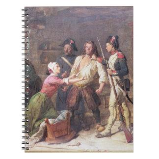 王党派、c.1789 ノートブック