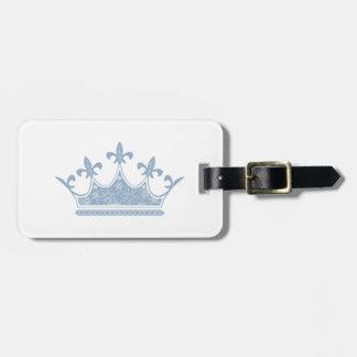 王冠のイメージのfash ラゲッジタグ
