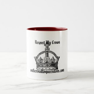王冠のマグ ツートーンマグカップ