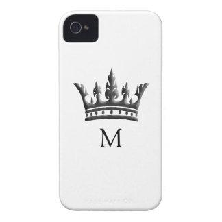 王冠の穹窖の箱 Case-Mate iPhone 4 ケース