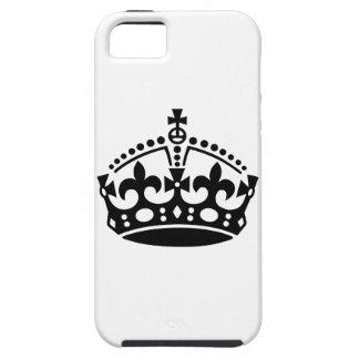 王冠のiphoneの場合 iPhone SE/5/5s ケース