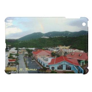 王冠湾、セントトーマスUSVIのiPadの場合 iPad Mini カバー