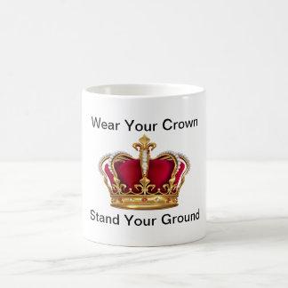 王冠 コーヒーマグカップ