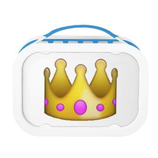 王冠- Emoji ランチボックス