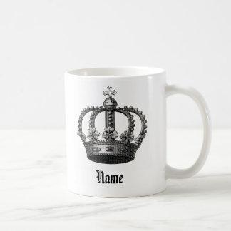 王冠Mugcup コーヒーマグカップ