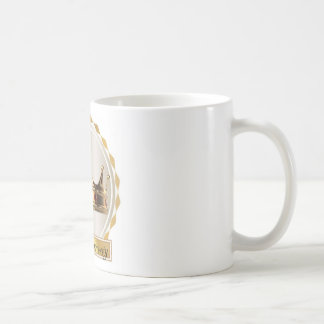王国のコミュニティ王冠2 コーヒーマグカップ
