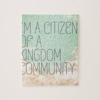 王国の市民 ジグソーパズル
