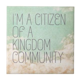 王国の市民 タイル