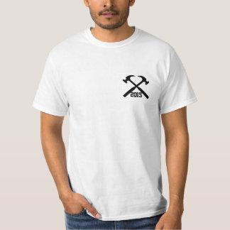 王国の建築者 Tシャツ