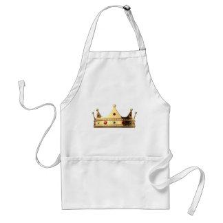 王国の王冠 スタンダードエプロン